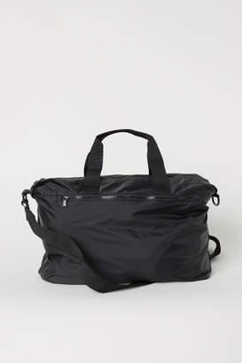 H&M Foldable Weekend Bag - Black