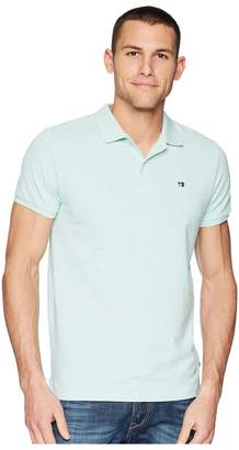Scotch & Soda Classic Clean Pique Polo Men's Short Sleeve Pullover