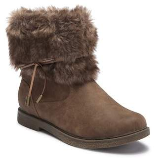 SPROX Aspen Faux Fur Boot (Little Kid & Big Kid)