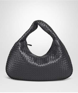 Bottega Veneta Large Veneta Bag In Glicine Intrecciato Nappa Leather
