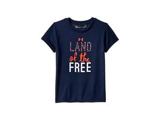 Under Armour Kids Land of the Free Short Sleeve (Toddler)