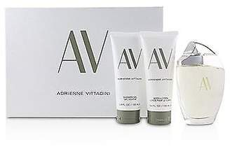 Adrienne Vittadini NEW AV Coffret:EDP Spray 90ml/3oz + Body Lotion 100ml/3.4oz