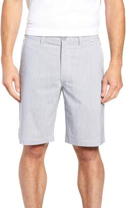 Travis Mathew Keen Microcheck Shorts