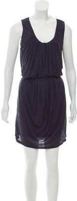 Stella McCartney Pleated Shift Dress