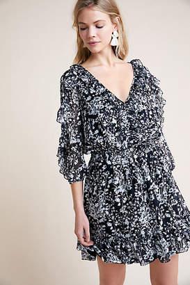 Shoshanna Praiano Silk Petite Dress