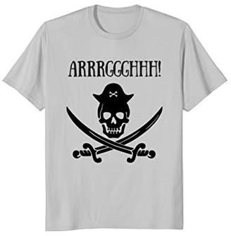 Pirate Argh Shirt Pirate Family Shirt Family Matching Shirt