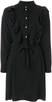 Moschino fitted shirt dress