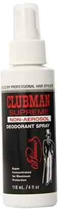 Clubman Non-Aerosol Deodorant Spray