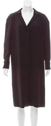 Giorgio Armani Long Sleeve Midi Dress w/ Tags