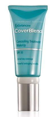 Exuviance Coverblend Concealing Treatment Makeup SPF20 - # Honey Sand 30ml