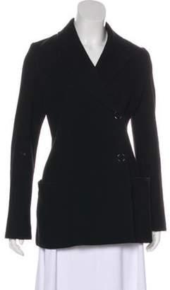 Acne Studios Ripi Slim Boil Wool Jacket Black Ripi Slim Boil Wool Jacket