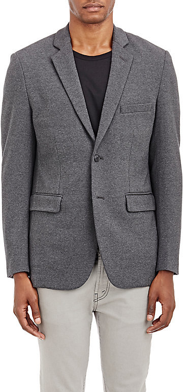 Barneys New YorkBarneys New York BARNEYS NEW YORK MEN'S TWO-BUTTON DECONSTRUCTED SPORTCOAT