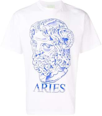 Aries print T-shirt
