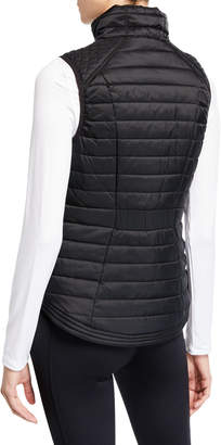 Tommy Hilfiger Quilted Zip-Front Puffer Vest