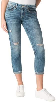 Levi's Denizen From Levis Juniors' DENIZEN from Cropped Jeans