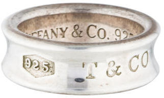 Tiffany & Co. 1837 ring $75 thestylecure.com