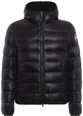 Colmar Shiny Black Padded Jacket
