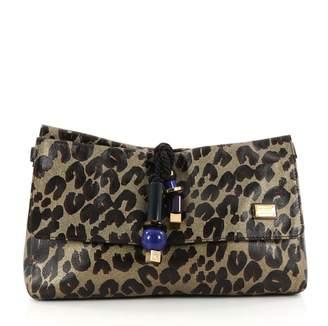 Louis Vuitton Leather clutch bag