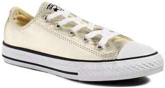 Converse Chuck Taylor(R) All Star(R) Metallic Sneaker