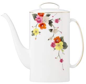 Kate Spade Waverly Pond Coffee Pot With Lid