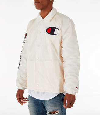 Champion Men's Sherpa Lined Jacket