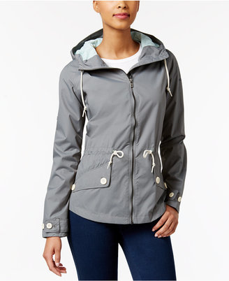 Columbia Regretless Waterproof Raincoat $100 thestylecure.com