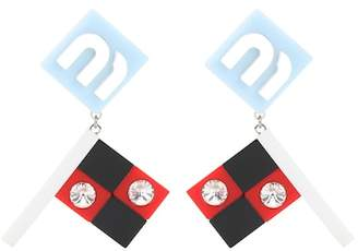 Miu Miu Clip-on earrings