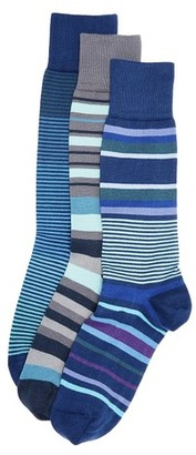 Paul Smith 3 Pack Socks $75 thestylecure.com