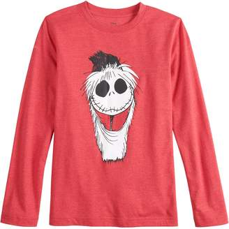 Boys 8-20 Nightmare Before Christmas Jack Tee