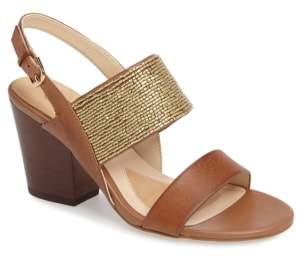 I'M ISOLA MARRAS Women's Leonora Strappy Block Heel Sandal fnTDV