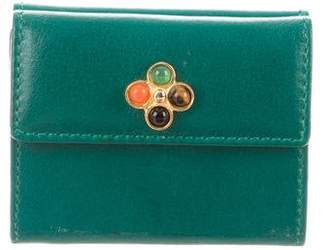 Judith Leiber Embellished Coin Purse