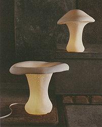 Roost Porcelain Mushroom Lamp