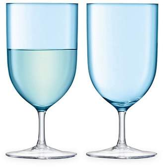 LSA International Hint Two-Piece Water/Wine Glass Set
