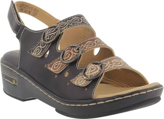 Spring Step L'Artiste by Leather Sandals - Burbandale