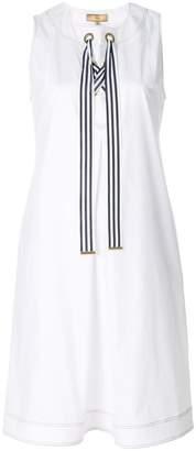 Fay striped string dress