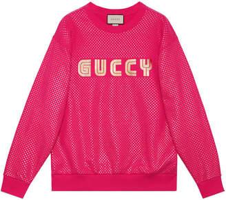 Gucci logo Spiritismo sweatshirt