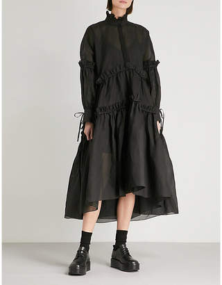 Celine CECILIE BAHNSEN cotton shirt dress