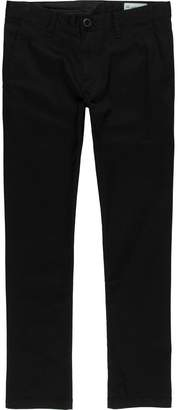 Volcom Frickin Modern Stretch Chino Pant - Men's