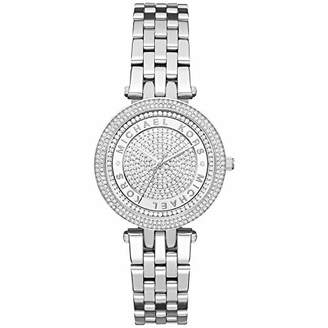 Michael Kors Womens Analogue Quartz Watch with Stainless Steel Strap MK3476