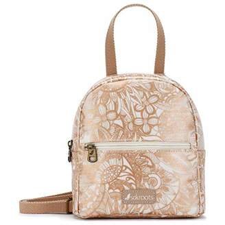Sakroots Women's Mini Crossbody Backpack