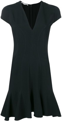 Stella McCartney flared little black dress