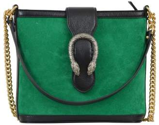 Gucci Dyonisus Suede Bucket Bag