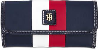 Tommy Hilfiger Julia Corporate Stripe Wallet