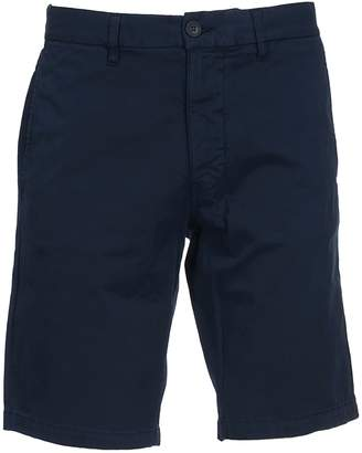 Blauer Cotton Bermuda Shorts