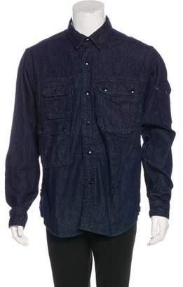 Engineered Garments Denim Shirt Jacket