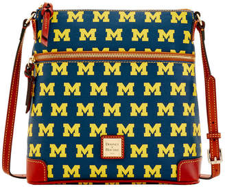 Dooney & Bourke Michigan Wolverines Crossbody Purse