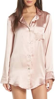 Commando Silk Pajama Shirt
