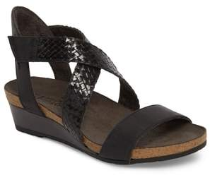 Naot Footwear Cupid Wedge Sandal