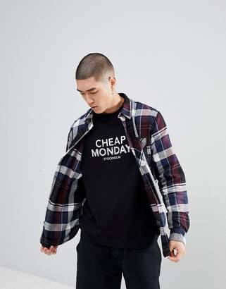 Cheap Monday Checked Shirt