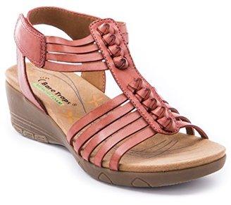 BareTraps Women's Hinder Wedge Sandal $29.24 thestylecure.com